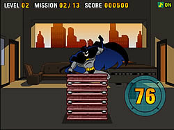 Batman's Power Strike