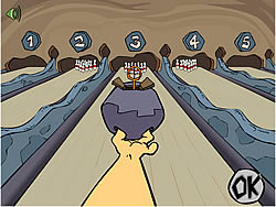 Bedrock Bowling