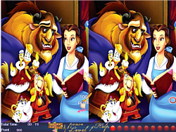 Belle and Beast – 10 Differences