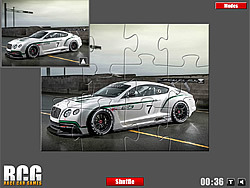 Bentley Jigsaw