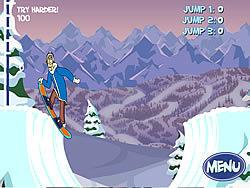 Scoobydoo : Big Air Snow Show