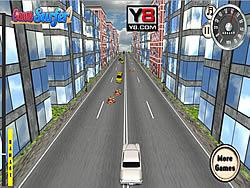 Classic Car Race Game