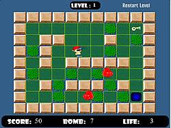 Bomber Kid Game