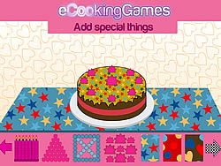 Build Your Cake