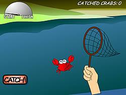 Catch a fun game Crab 1