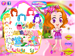 Cute Candyland Doll